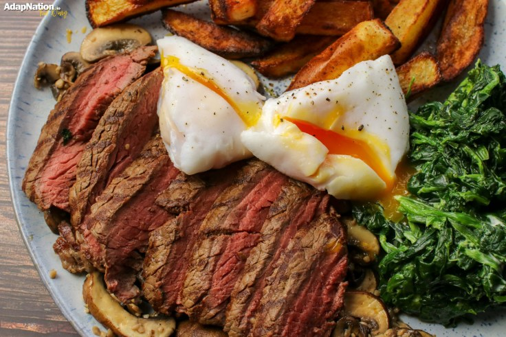 Steak Egg and Chips p3