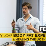 #83: Crazy LCHF Body Fat Experiment (!) & Healing the UK ~Sam Feltham