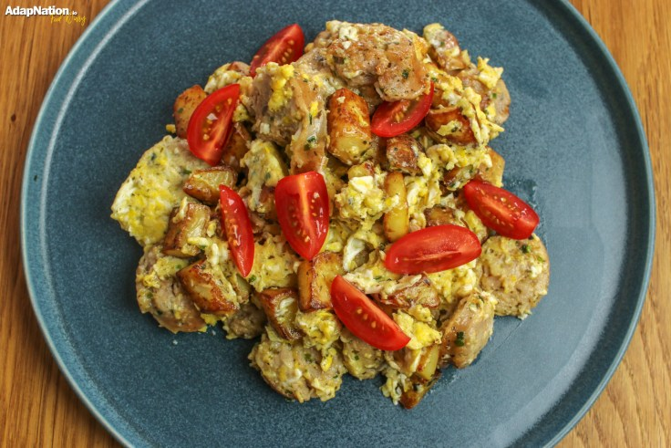 Cypriot Patates me Avga p2