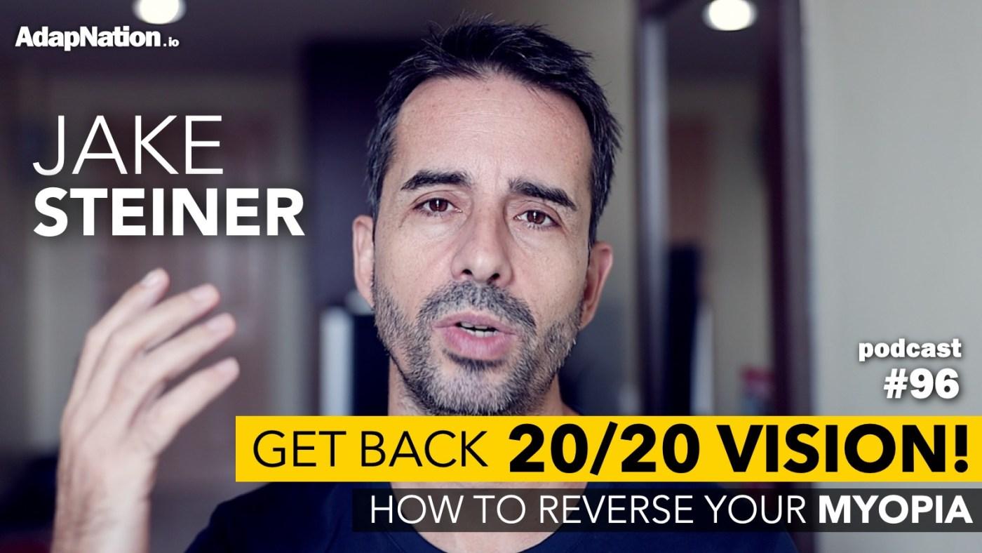 Reversing Myopia