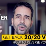 #96: How to Reverse Your Myopia & Regain 20/20 Vision! ~Jake Steiner