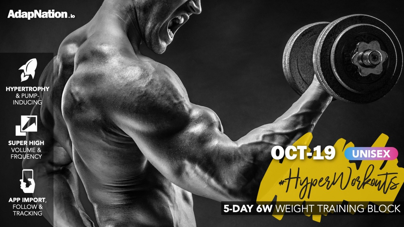 OCT-19 #HyperWorkouts Feature