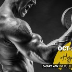 OCT-19 #HyperWorkouts – 6w Training Block