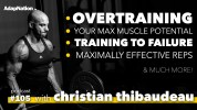 Christian Thibaudeau Podcast on Training