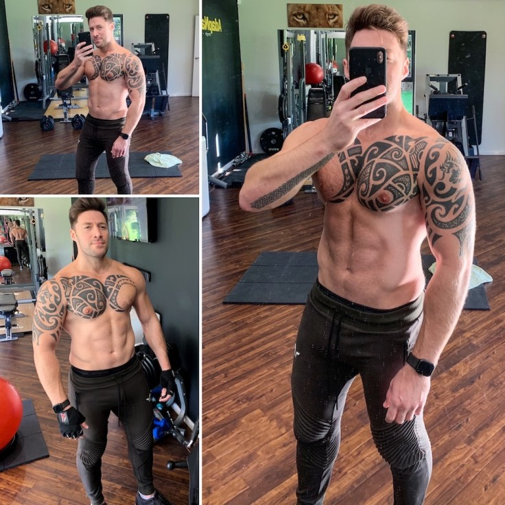 Steve Kataso Body shots Bulk Oct 2019