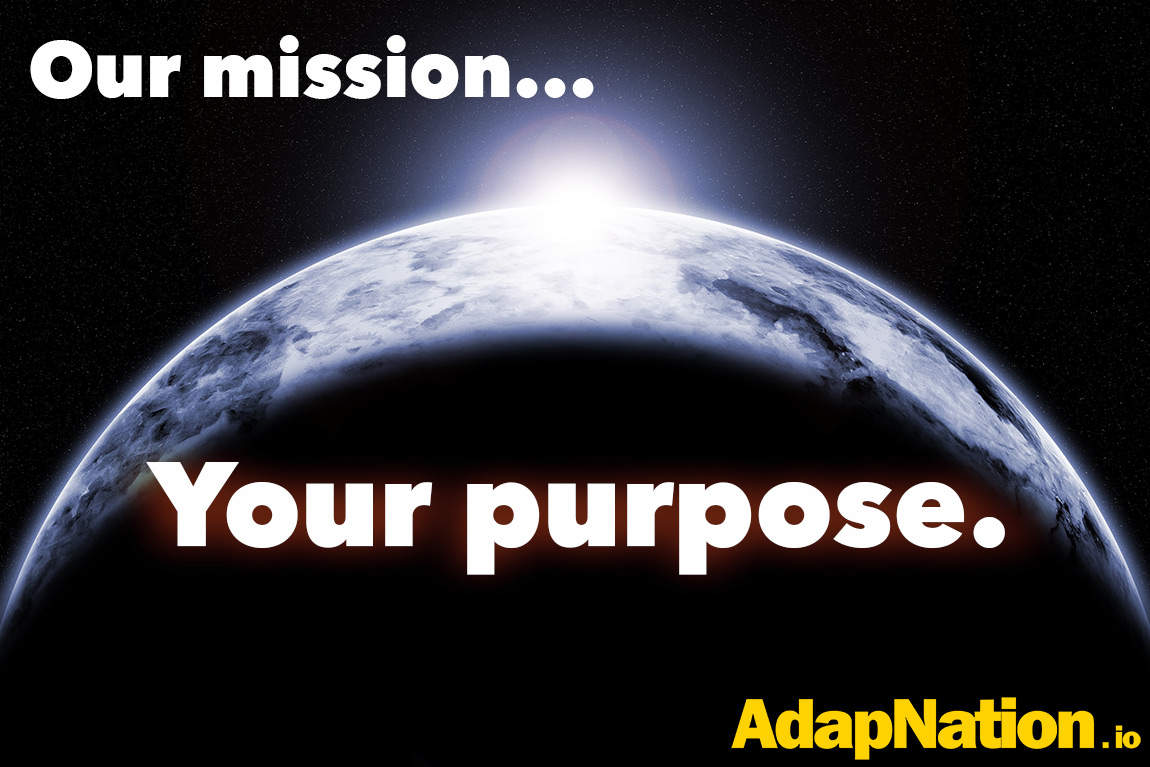 AdapNation's Mission