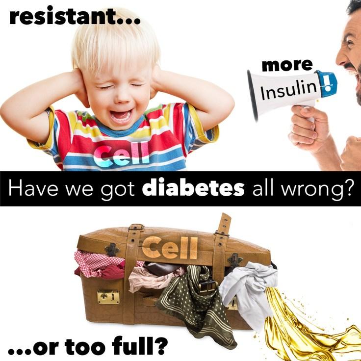 The diabetes paradigm shift