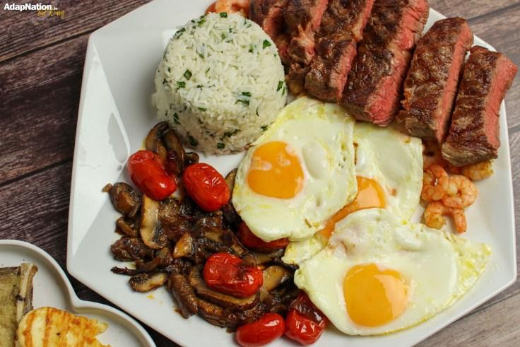 Steve's Fully-Loaded Steak & Eggs p2