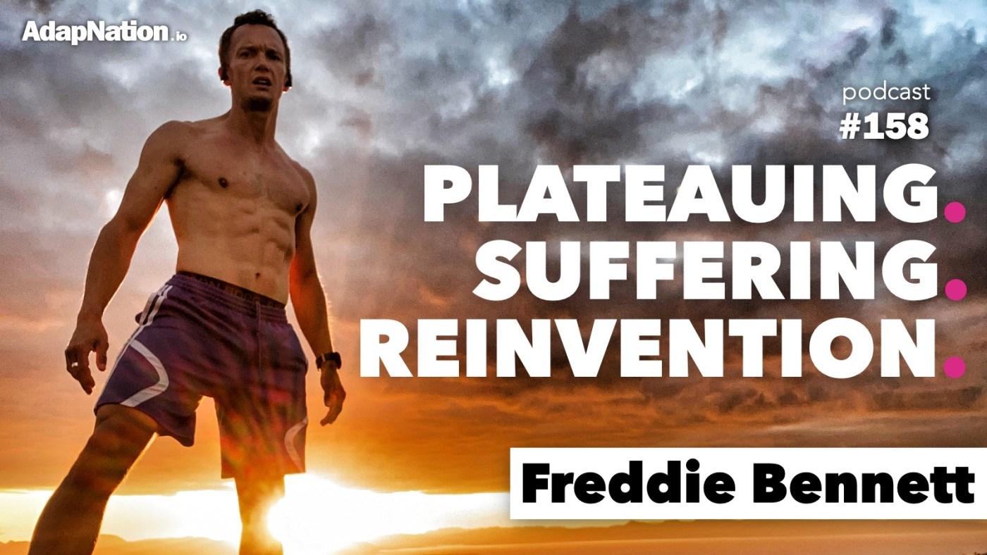Freddie Bennett Interview on Reinvention
