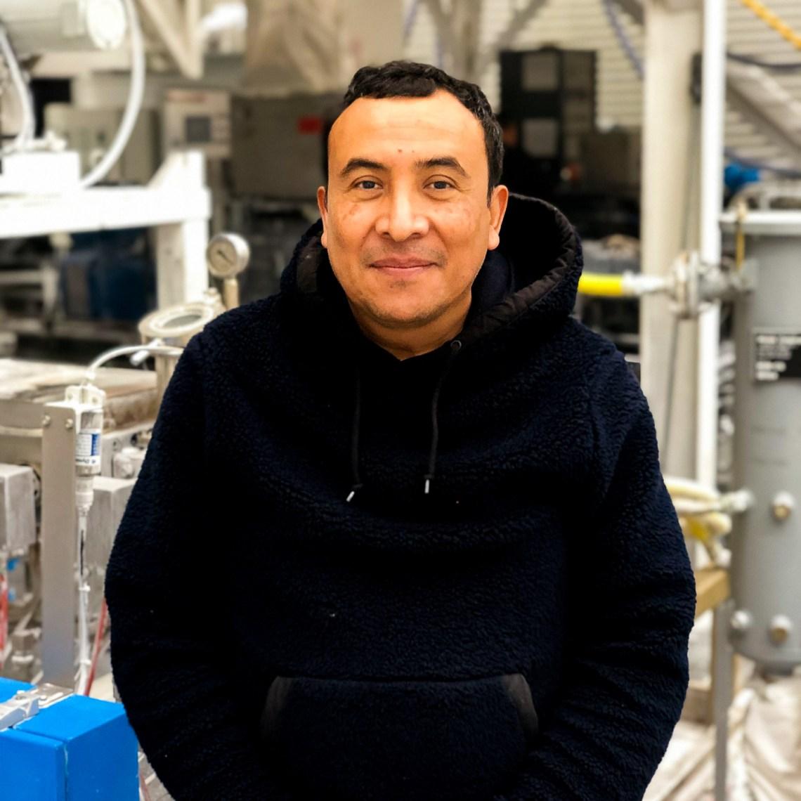 Carlos Sanchez Adapt Plastic Technology