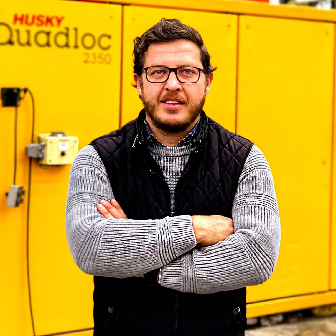 Miguel Louceiro Adapt Plastic Technology