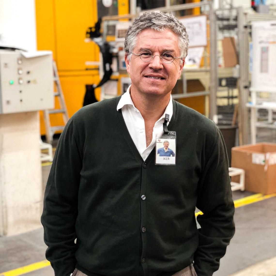 Iker Forcén Adapt Plastic Technology