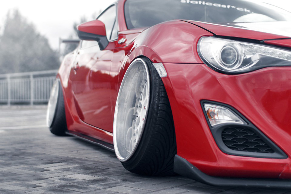 11. Scion_FRS_Drull (9)Adapters Masters. Проставки и адаптеры