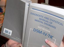 Diagnostic and Statistical Manual
