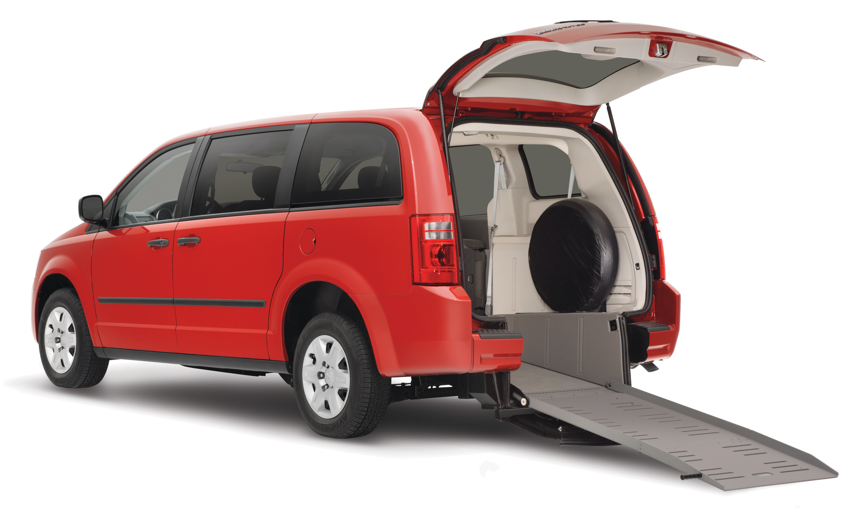Need a Wheelchair Van for the Holidays
