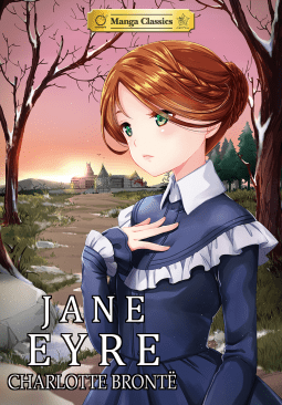 Bronte, Charlotte, and Crystal S. Chan. Manga Classics: Jane Eyre. Ontario: Udon Entertainment, 2016. Print. Image retrieved from https://s3.amazonaws.com/netgalley-covers/cover98168-medium.png
