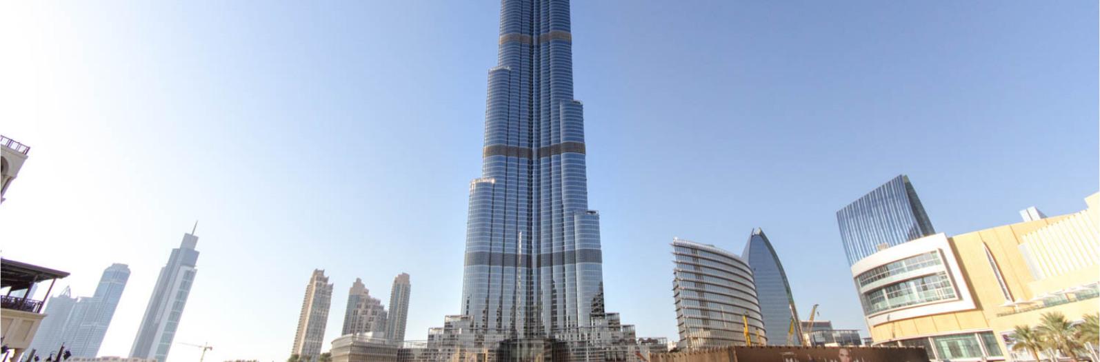 Burj Khalifa Dubai Adarve Travel