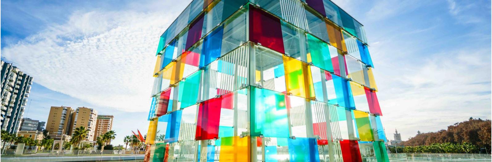Centro Pompidou Málaga Adarve Travel