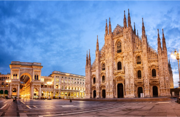 Duomo Milán Adarve Travel