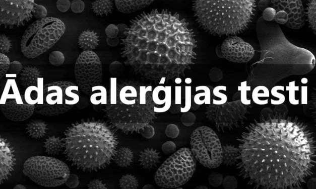 Ādas alerģijas testi: kad, kā un kapēc?