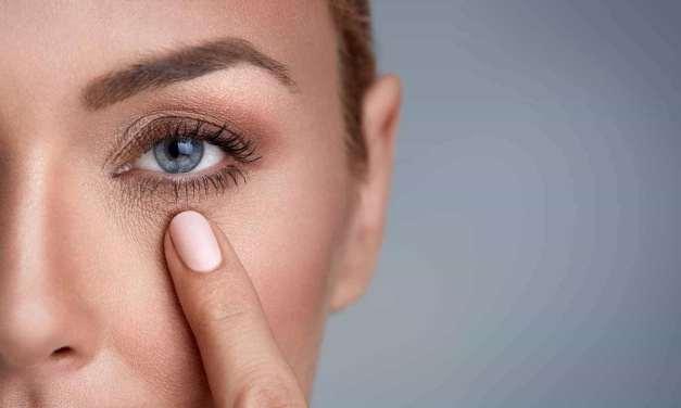 Кожа вокруг глаз = кожа лица?