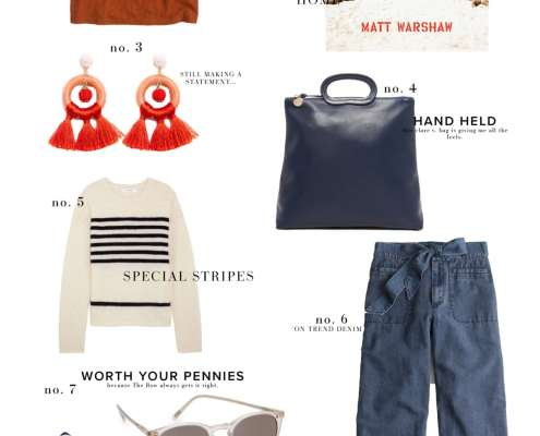 Style Details No. 180 Spring