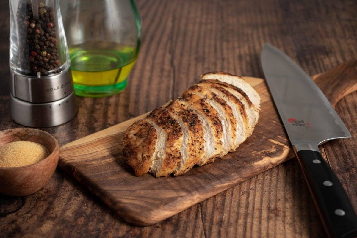 The PERFECT Juicy Chicken Breast
