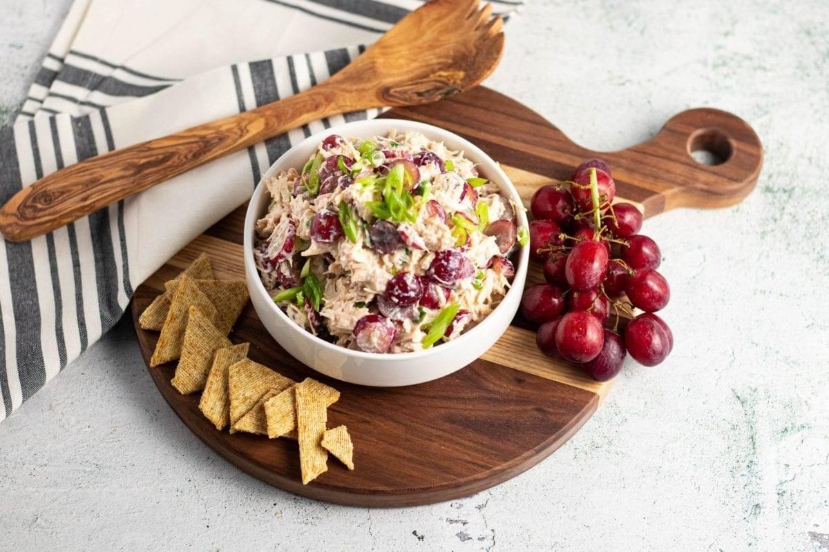 Chicken & Grape Salad