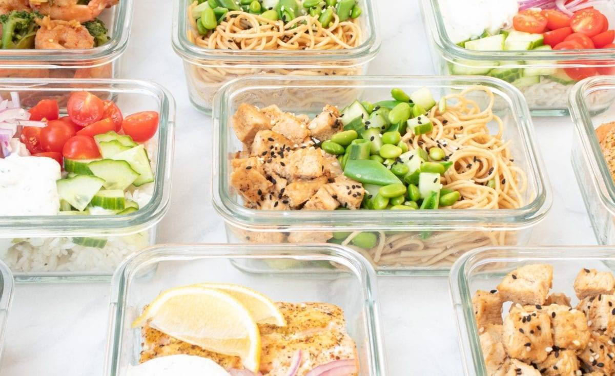 Meal Prepping how to get started and macro counting