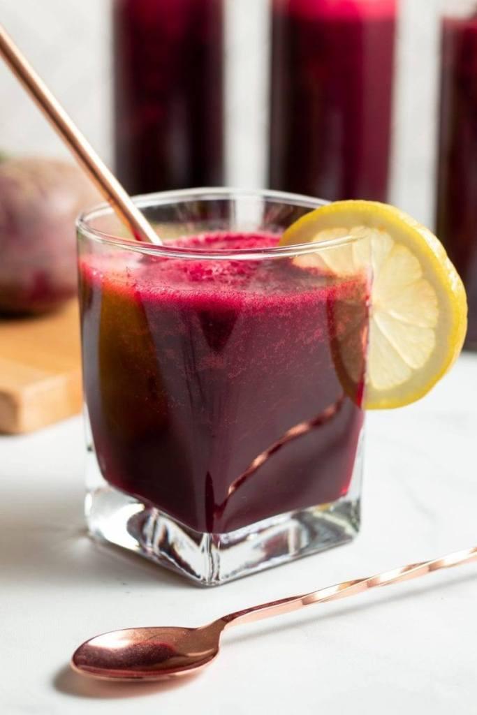 Tangy Beet Apple Juice Meal prep Meal Plan