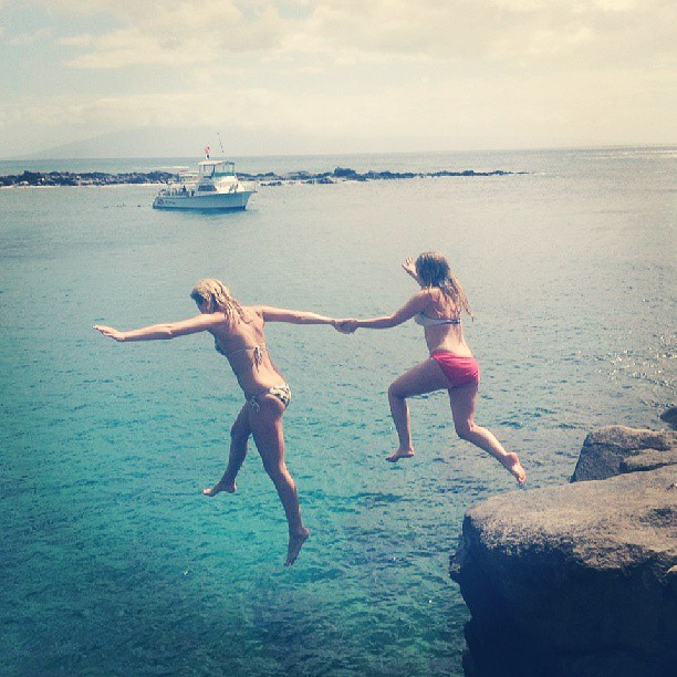 Jumping with a Friend