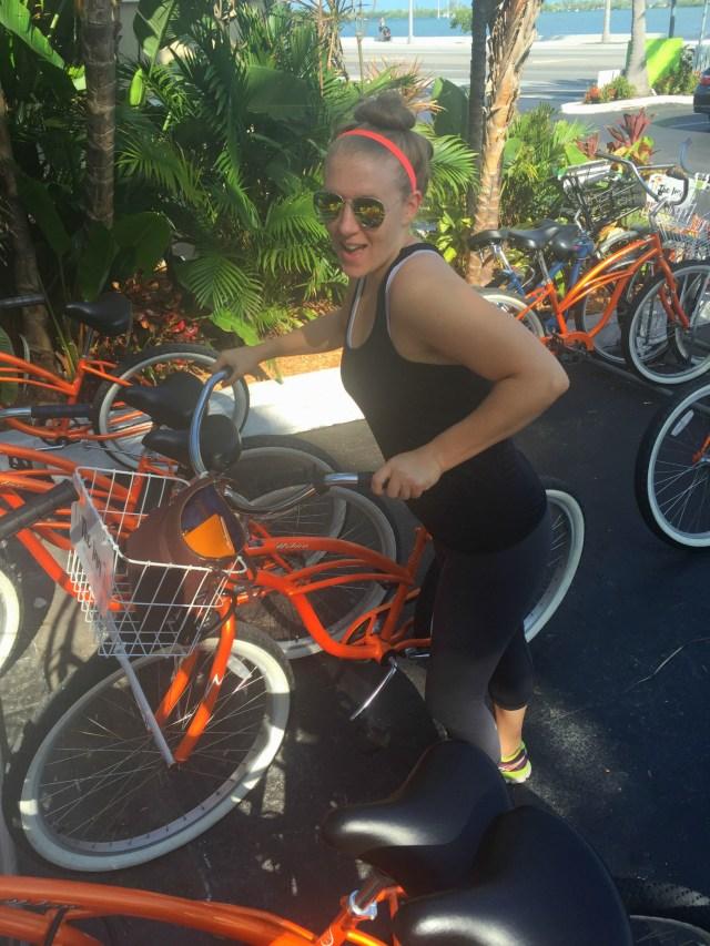 Biking - ADOS