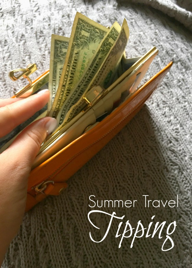 Summer Travel Tipping - A Dash of Sparkle