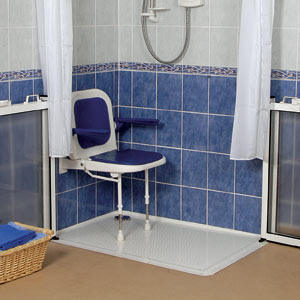 Specifications for handicapped showers  adashowerstall