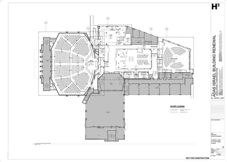 Funeral Home Floor Plan Layout