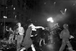 Tomkins Square Police Riot photos - 1988.