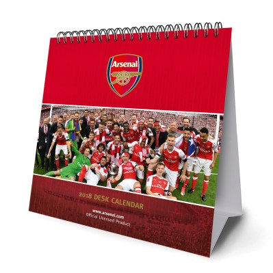 Arsenal 2018 Easel Front 3D