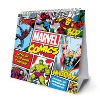 Marvel Comics 2018 Easel Front 3D
