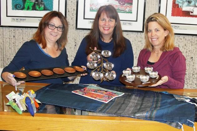 The Sisterhood of Adat Shalom's Gift Shop