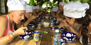 Bicycle Tour & Cooking Class