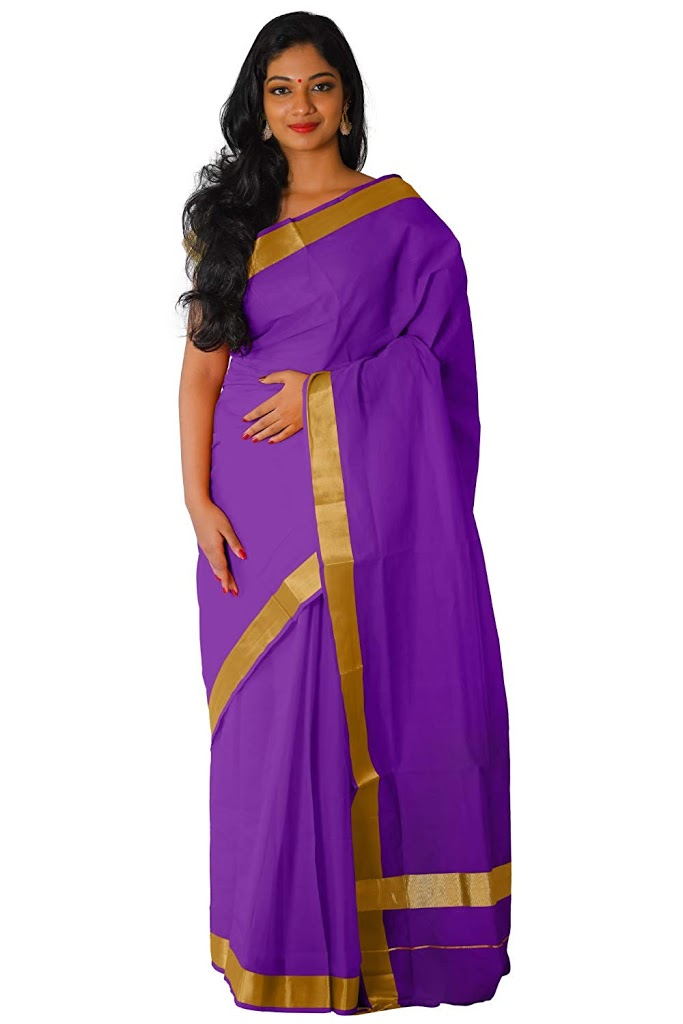 Best Selling Kasavu Sarees 1