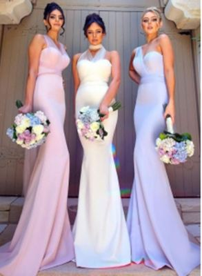 Chic Convertible Mermaid Bridesmaid Dresses
