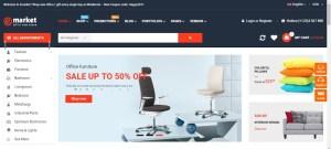 eMarket -Multi-Vendor MarketPlace WordPress Theme