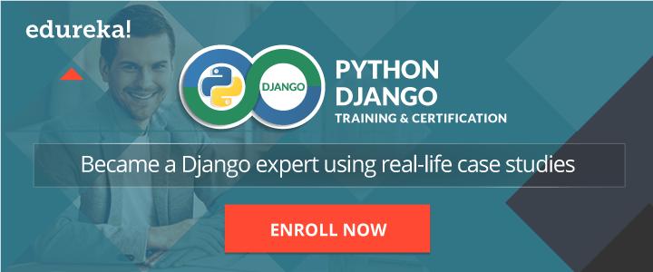 Learn Python with edureka! 1