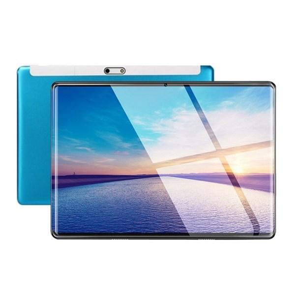 S10 10.1 Inch 2.5D Screen 4G-LTE Tablet PC Android 8.0 8+128GB Dual SIM Tablet PC Blue EU plug 2