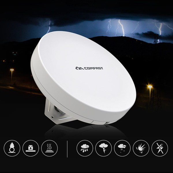 Outdoor CPE Wireless WIFI Extender Repeater WiFi Router 2