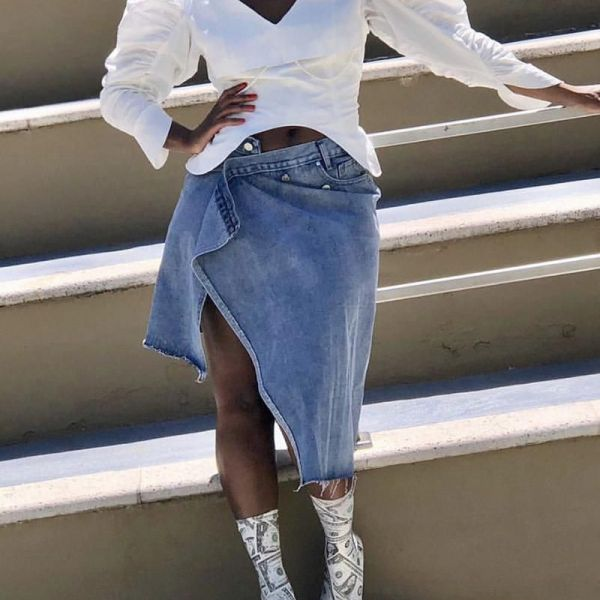 Solid Beaded Chain Puff Sleeve Crop Blouse 2