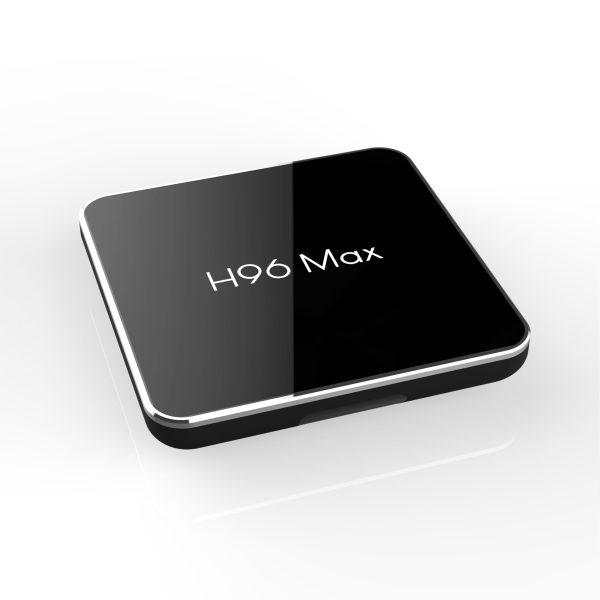 H96 MAX X2 S905X2 4GB RAM 32GB ROM Android 8.1 TV Box HD Smart Network Media Player UK Plug 2