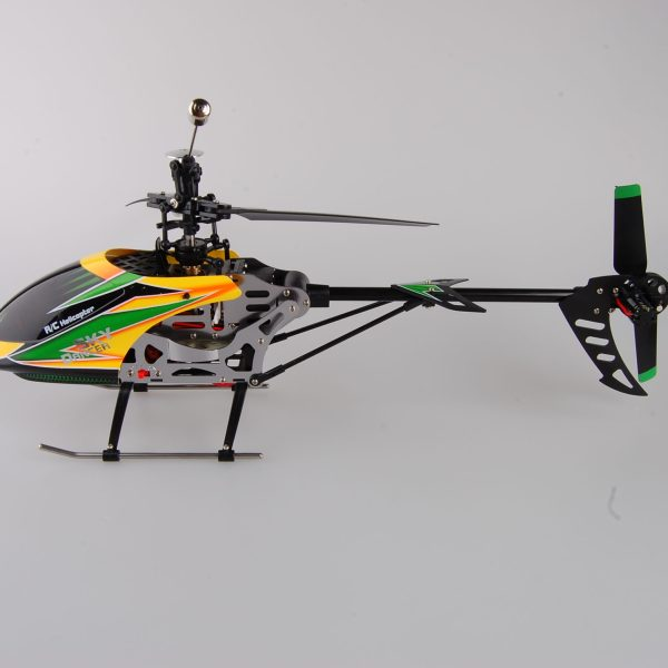 WLtoys Large V912 4CH Single Blade RC Remote Control Helicopter With Gyro RTFKSZB 2
