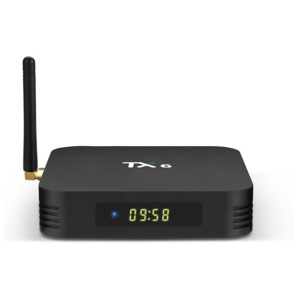 TX6 TV BOX 4G+64GB Dual WIFI with Bluetooth - AU Plug 2